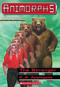 Animorphs The Stranger