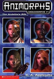 Megamorphs #1: The Andalite's Gift